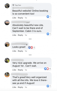 Cluxewe Facebook Comments