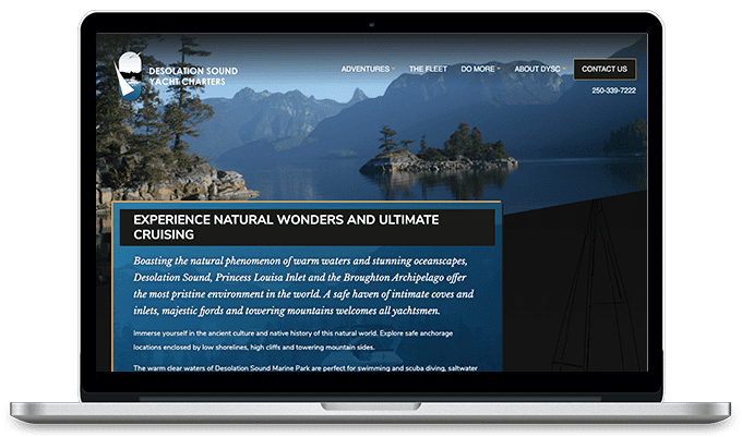 DSYC Website Design