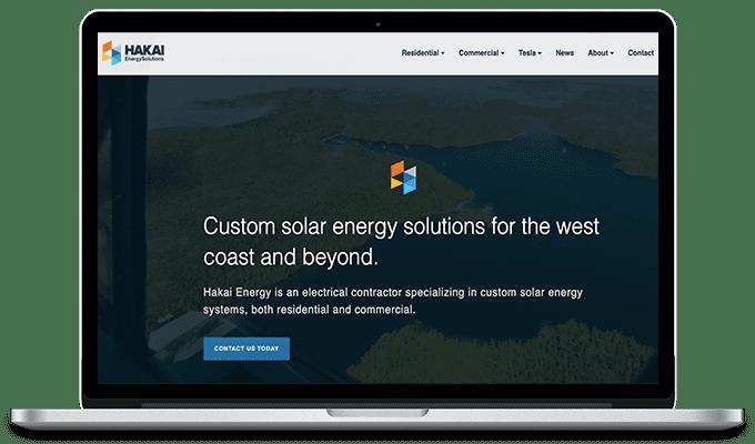 Hakai Energy Solutions