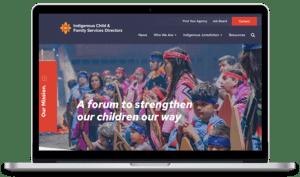 Indigenous Directors Forum Website