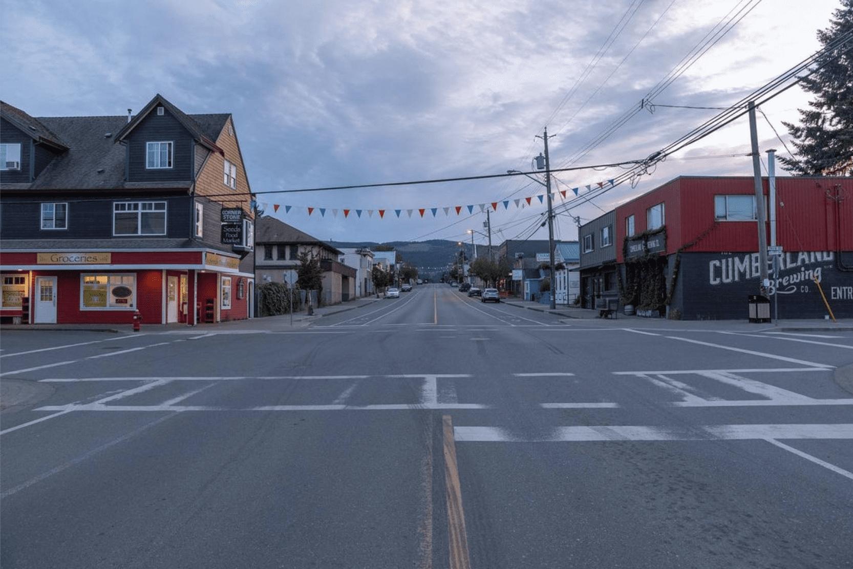 Village of Cumberland