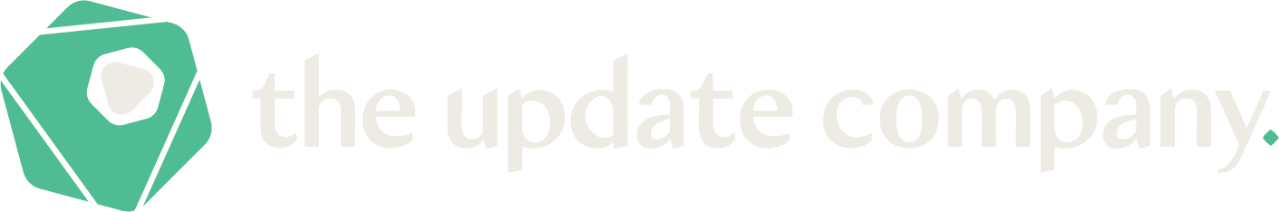 The Update Company New Logo